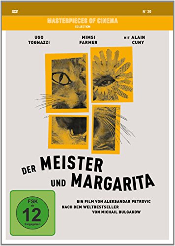 Bild von Masterpieces of Cinema: Der Meister und Margarita