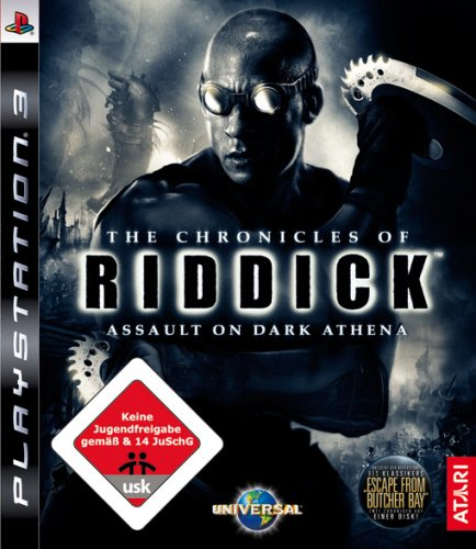 The Chronicles of Riddick: Assault on Dark Athena (Riddick Butcher Bay)