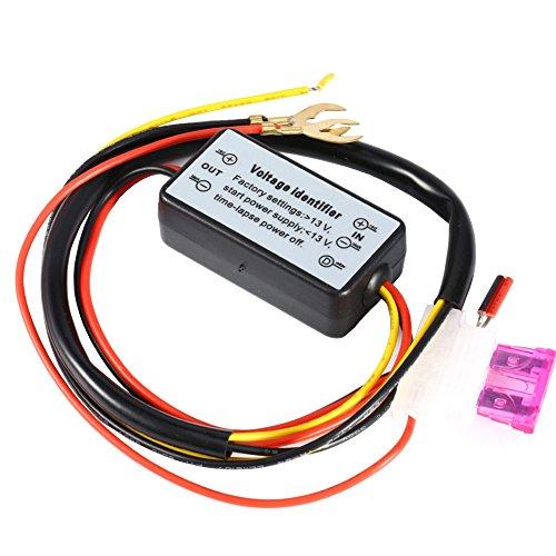 HopeU5® Controlador LED de coche Luz diurna de funcionamiento DRL Controlador automático...