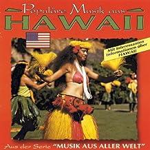 Populäre Musik aus Hawaii