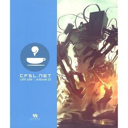 Artbook Cfsl.Net volume 3