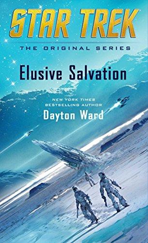 Elusive Salvation (Star Trek: The Original Series) (English Edition) - Blind Original-jean