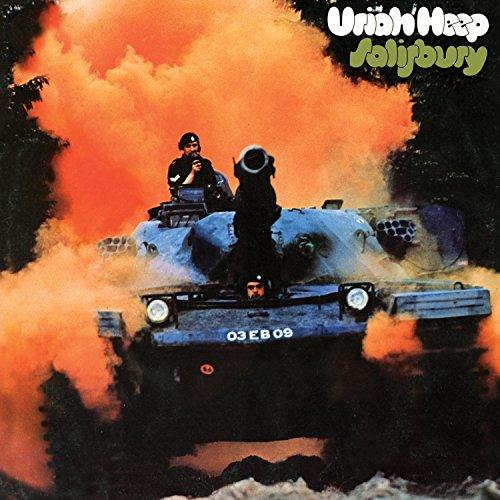 Uriah Heep: Salisbury (Expanded Edition) (Audio CD)