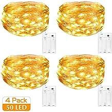 59916c09b37 Amazon.es  luces led a pilas