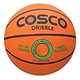 COSCO SUPER RUBBER MOULDED BASKETBALL SIZE - 7