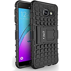 "J&D Coque Galaxy A3 2016 4,7"", [Béquille] [Couche Double] Coque de Protection Antichoc Hybride pour Samsung Galaxy A3 - (Not Fit Galaxy A3 4.5"" 2015 Edition)"
