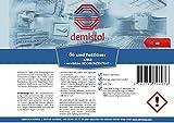 DEMISTOL Öl + Fettlöser X-950 -verstärktes Hochkonzentrat- 10 Liter