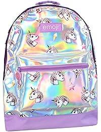 Preisvergleich für Emoji Mädchen Emoji Unicorn Rucksack