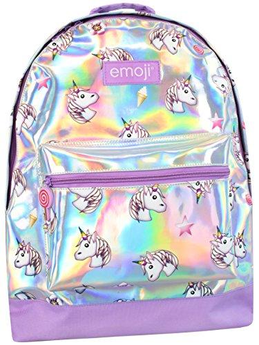 Emoji - zaino per ragazze - emoji unicorno