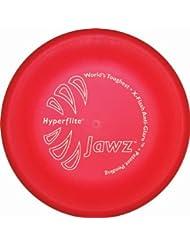 Hyperflite Disco Volador para perro masticable K10 Jawz Discdogging - rojo