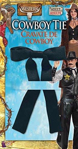 Erwachsene Cowboy Wild Western Fliege Schwarz Colonel Sanders 50s Fancy Kleid Zubehör