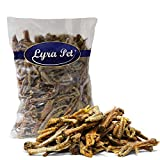 Lyra Pet 2 kg Hühnerfüsse Kausnack Hühnerkrallen Hähnchenfüsse Hundefutter