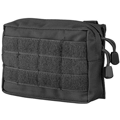 51ojkdkGdEL. SS500  - Mil-Tec Molle Utility Belt Pouch Small Airsoft Army Style 17 x 5 x 12cm