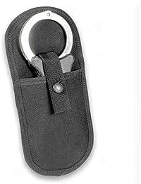 Protec Black Molle Modular Rigid Handcuff Pouch