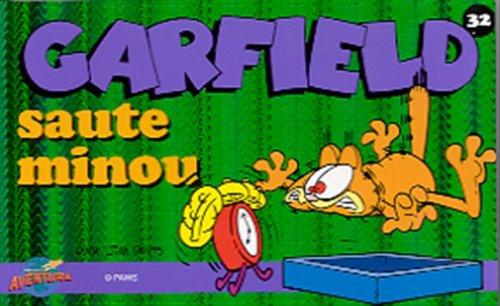 Garfield, tome 32 : Saute Minou