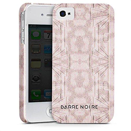 Apple iPhone X Silikon Hülle Case Schutzhülle Blumenmuster Blumen Muster Premium Case glänzend