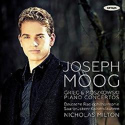 Griegmoszkowski: Klavierkonzerte