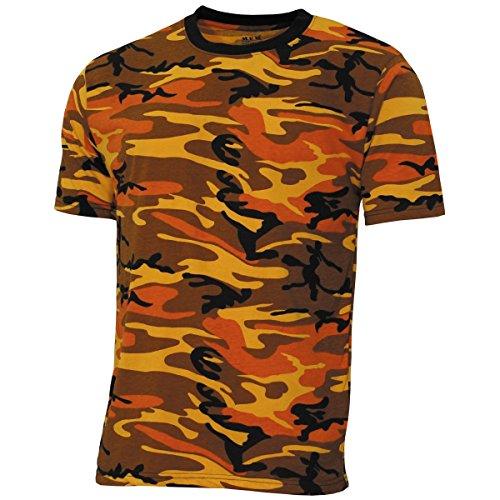 etstyle, Orange-Camo, 140-145 g/m² - L ()