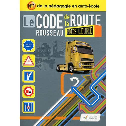 CODE ROUSSEAU POIDS LOURD 2012