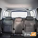Travall® Guard Hundegitter TDG1248 – Maßgeschneidertes Trenngitter in Original Qualität - 4
