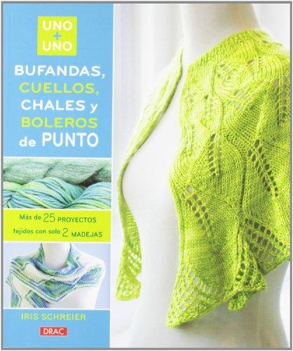 Bufandas, cuellos, chales y boleros de punto (Cp - Serie Punto (drac))
