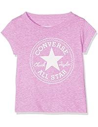 Converse Baby Girls' Chuck Patch Tee T-Shirt