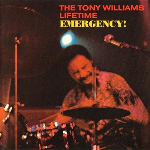 """Wiederauflage der ursprünglich in 2011 veröffentlichten CD. Exklusive Wiederveröffentlichung des Albumdebüts """"Emergency"""" der legendären Jazz-Rock- Fusion-Formation THE TONY WILLIAMS LIFETIME. Die Band wurde 1969 von Tony Williams gegründet, der zuvor als Schlagzeuger für Miles Davis in Erscheinung trat. Darüber hinaus zählten der berühmte britische Gitarrist John Mclaughlin und der Organist Larry Young zur Gruppe. Gemeinsam schufen sie eine ganz spezielle Verbindung aus Jazz und Rock. Inkl. Booklet mit komplett überholtem Artwork, vielen Abbildungen & Linernotes. Remastered."""