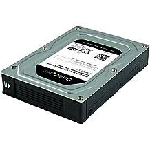 """STARTECH.COM 35SAT225S3R 35SAT225S3R Box Adattatore SATA con Raid a 2 Alloggiamenti da 2.5"""" a 3.5"""", Supporta SATA III & Raid 0.1, ()"""