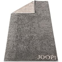 JOOP Classic, Handtuch 50 x 100 cm, Serie 1600, Farbe 70 graphit