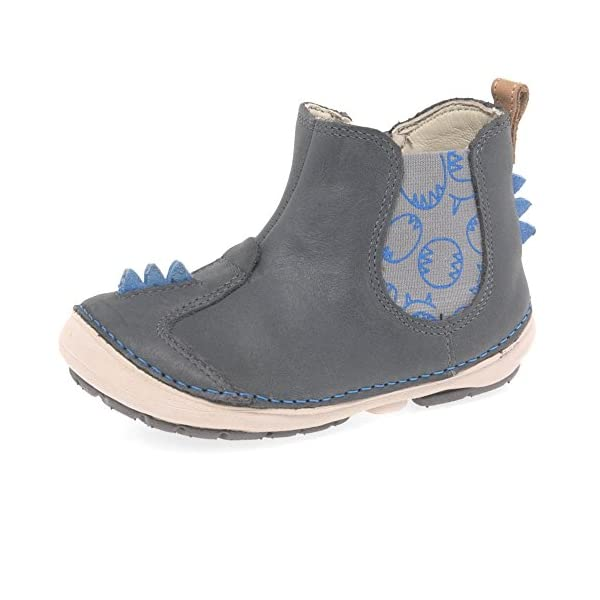 Clarks Softly Cub First Babies Boots