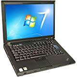 "Newly Refurbished Lenovo Thinkpad R61 Internet Ready Laptop computer. Wireless enabled - Intel Core 2 1.8Ghz processor - 2Gb memory - 80Gb hard disk - DVD - 15.4"" Screen - Windows 7 Pro installed"