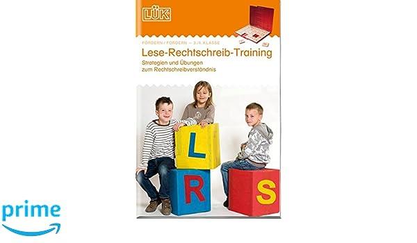 LÜK Lese-Rechtschreibtraining 1 Sabine Graebner-Schalinski Broschüre LÜK Deutsch