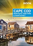 Moon Cape Cod, Martha's Vineyard & Nantucket (Travel Guide) (English Edition)