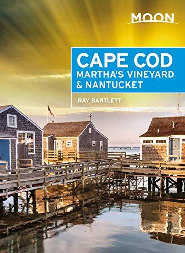 Moon Cape Cod, Martha's Vineyard & Nantucket (Travel Guide) (English Edition)