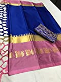 #4: Expert E-commerce Services Cotton Silk Saree