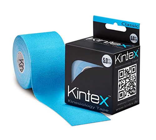 "Kintex Kinesiologie Tape""Classic"" Blau 5cm x 5m"