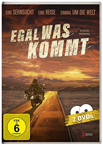 Egal was kommt (+ Bonus-DVD)