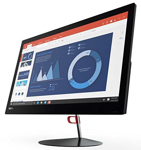 'Lenovo ThinkCentre x12.6GHz i7–6600U 23,81920x 1080pixel Noir PC All-in-One