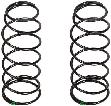 16mm FR Shk Spring, 4.8 Rate, Green (2): 8B 3.0 by Team Losi | Des Performances Fiables
