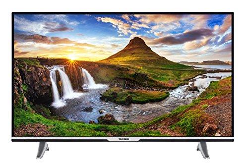 Telefunken XU49D101 124 cm (49 Zoll) Fernseher (4K Ultra HD, Triple Tuner)