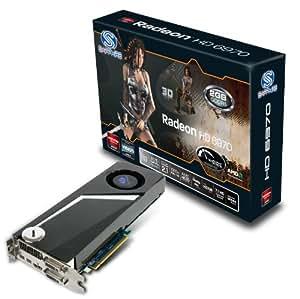 Sapphire HD6970 Grafikkarte (PCI-e, 2GB GDDR5 Speicher, HDMI, 1 GPU)
