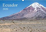 Ecuador (Wandkalender 2020 DIN A3 quer): 12 traumhafte Bilder aus dem Andenstaat (Monatskalender, 14 Seiten ) (CALVENDO Orte) -