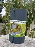 erbe e fiore spirale Beet Erbe Aromatiche Lumaca Erbe Torre hochbett altezza 35cm Ø 55cm colore: Antracite