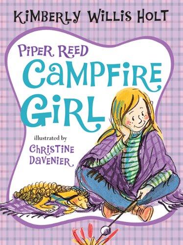 Piper Reed, Campfire Girl (Halloween-camping Holiday World)