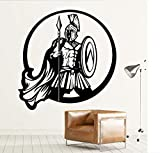 88X89cm Spartan Wallpaper Home Decoration Wall Stickers Vinyl Home Decor Soggiorno Camera dei bambini Murale Art