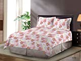 Bombay Dyeing Cardinal 100% Cotton Doubl...