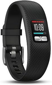 Garmin vívofit 4 fitness izleyici, kişiselleştirilebilir renkli ekran, ince tasarım, 1 yıla kadar pil ömrü