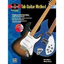 Basix Tab Guitar Method Book 2