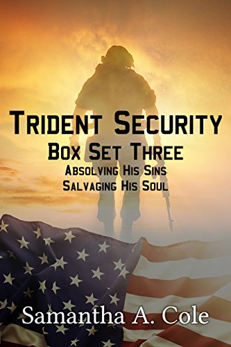 Trident-serie (Trident Security Series: Box Set Three - Absolving His Sins; Salvaging His Soul (English Edition))