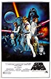GB eye 61 x 91.5 cm Star Wars A New Hope One Sheet B Maxi Poster